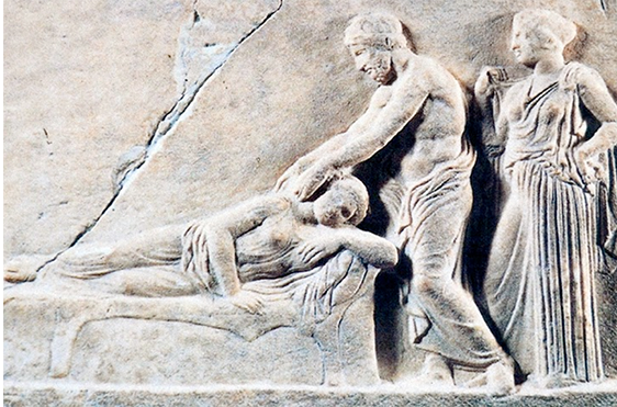 HIPPOCRATES ANCIENT GREEK MASSAGE