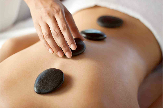 JAVA HOT STONE MASSAGE